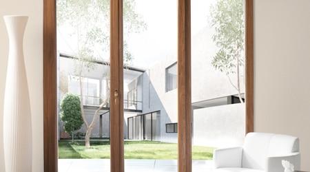 Comment choisir le matériau d'une porte-fenêtre ?