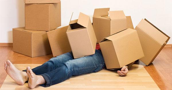 Cartons de déménagement : optez pour l'achat