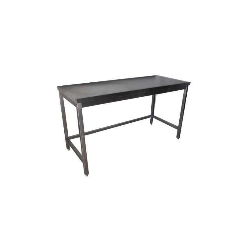 Choisir une table inox