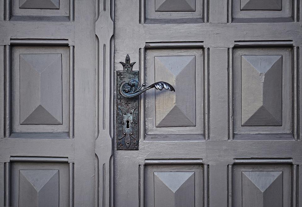 Les systèmes de verrouillage d'une serrure de porte