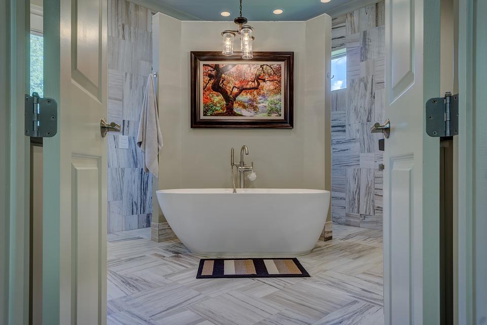 Les différentséléments de décoration d'une salle de bain