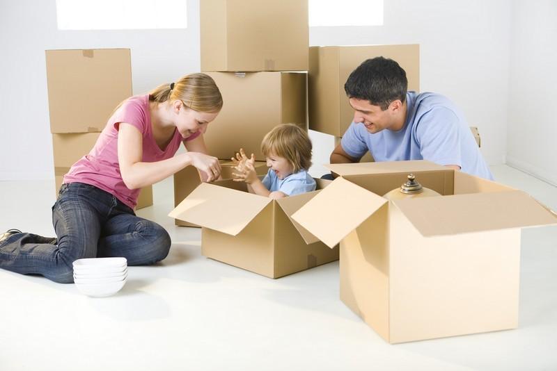 Comment vous déplacez à l'aide d'un service de conteneur mobile