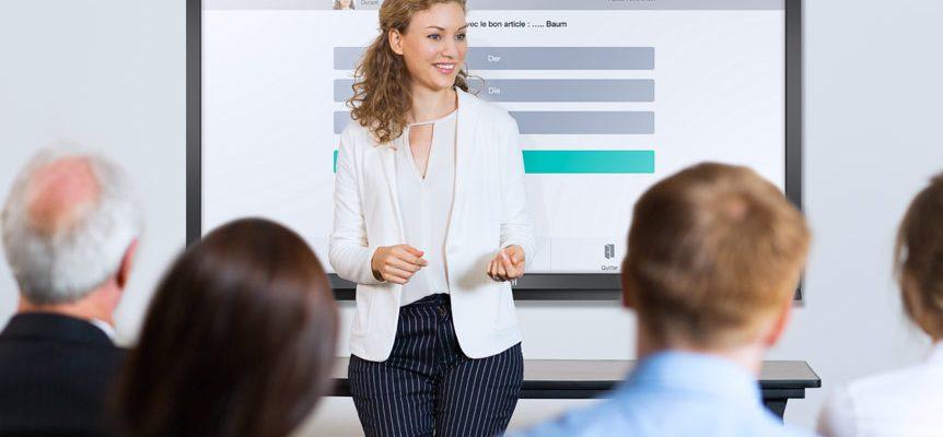 Comment choisir le meilleur logiciel de tableau interactif pour l'eLearning