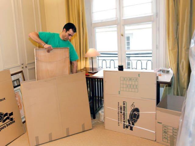 Pour votre emménagement en Suisse: faites appel à nos équipes de déménageurs