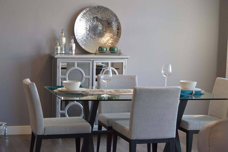 Astuces pour décorer une salle à manger